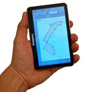 GPS прибор для измерения площади полей,  обмер,  замер полей