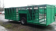 Прицеп для транспортировки птицы   птицевоз   ТПП-4У